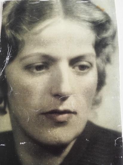 Meine Großmutter Paula Mutschall